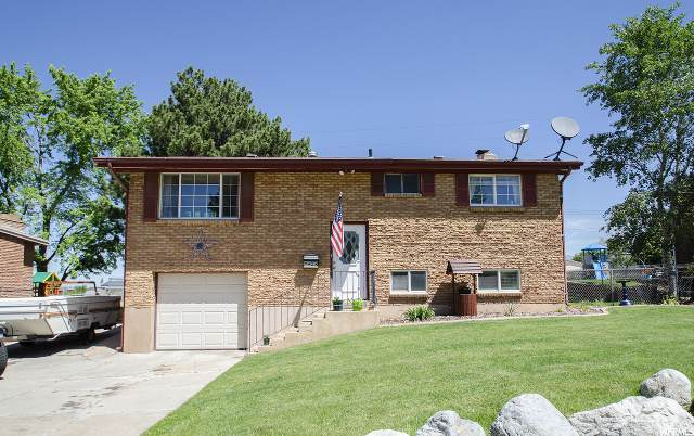2546 W 4600 S, Roy, UT 84067 (#1677569) :: Bustos Real Estate | Keller Williams Utah Realtors
