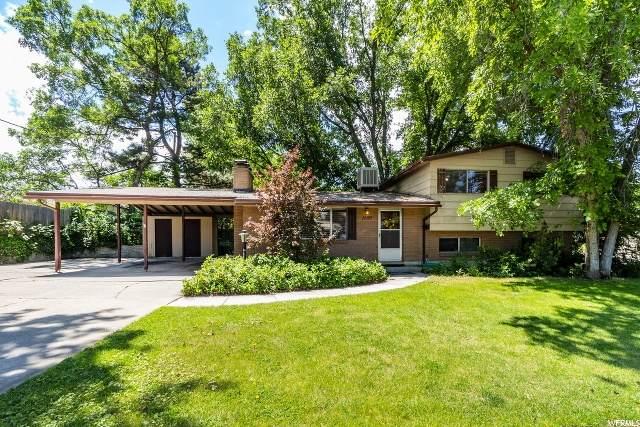 1260 E 6200 S, Salt Lake City, UT 84121 (#1677573) :: Big Key Real Estate