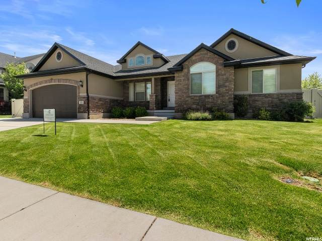 270 E Clay Ln N, Lehi, UT 84043 (#1677578) :: Von Perry | iPro Realty Network