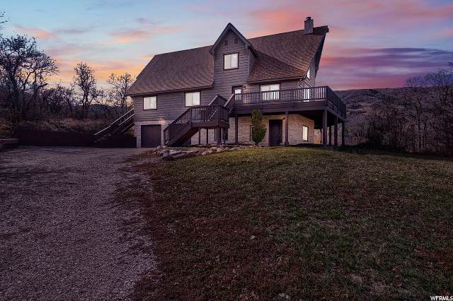 3959 E Nordic Valley Dr, Eden, UT 84310 (#1677580) :: The Perry Group