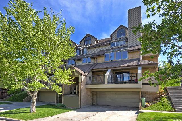 3285 Lower Saddleback Rd 2A, Park City, UT 84098 (#1677584) :: Doxey Real Estate Group
