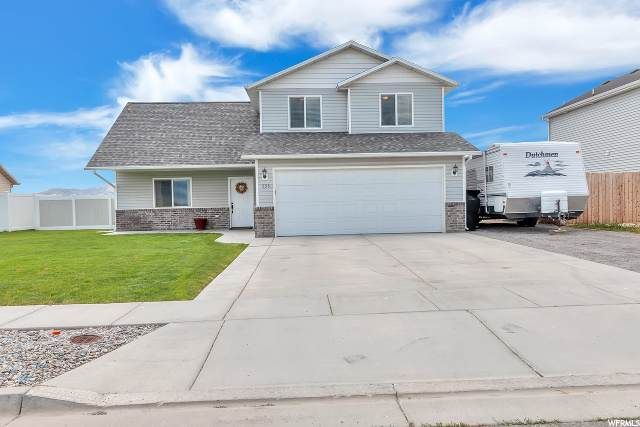 535 N 2650 W, Tremonton, UT 84337 (#1677595) :: Red Sign Team