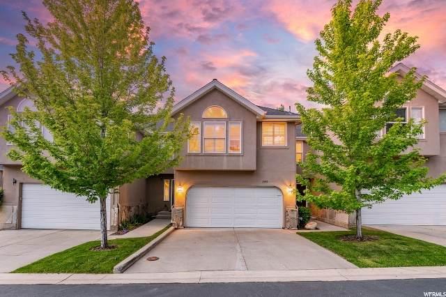 3559 E Rustic Spring Ln, Cottonwood Heights, UT 84121 (#1677622) :: Big Key Real Estate