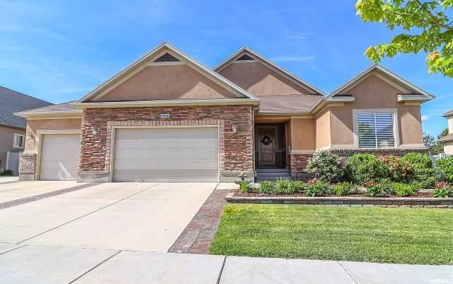 3366 W Chatel Dr, Riverton, UT 84065 (#1677623) :: Big Key Real Estate