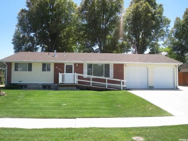 4171 W 3830 S, West Valley City, UT 84120 (#1677637) :: Bustos Real Estate | Keller Williams Utah Realtors