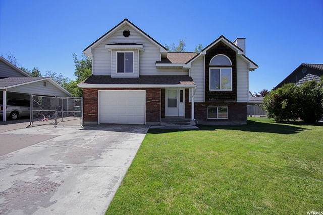 5895 S 3975 W, Roy, UT 84067 (#1677673) :: Bustos Real Estate | Keller Williams Utah Realtors