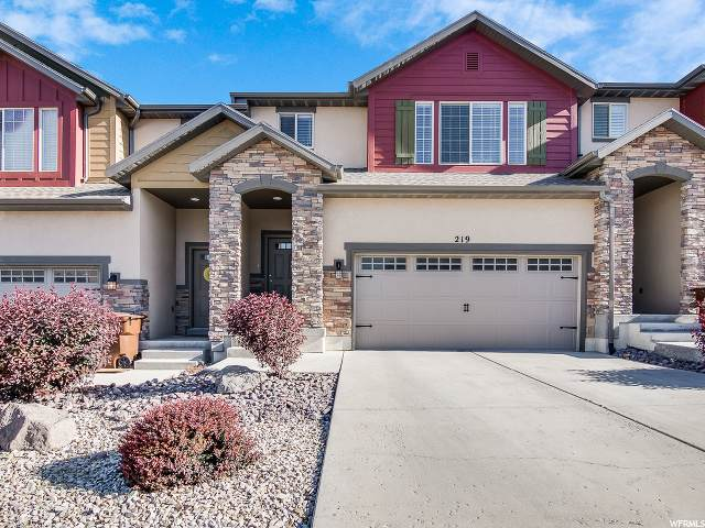 219 E Baycrest Dr, Saratoga Springs, UT 84045 (#1677678) :: Big Key Real Estate