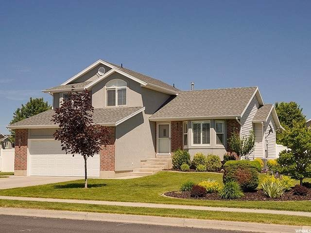 518 N 3275 W, West Point, UT 84015 (#1677689) :: Doxey Real Estate Group