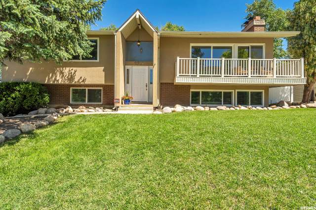2711 E 4215 S, Salt Lake City, UT 84124 (#1677703) :: The Fields Team