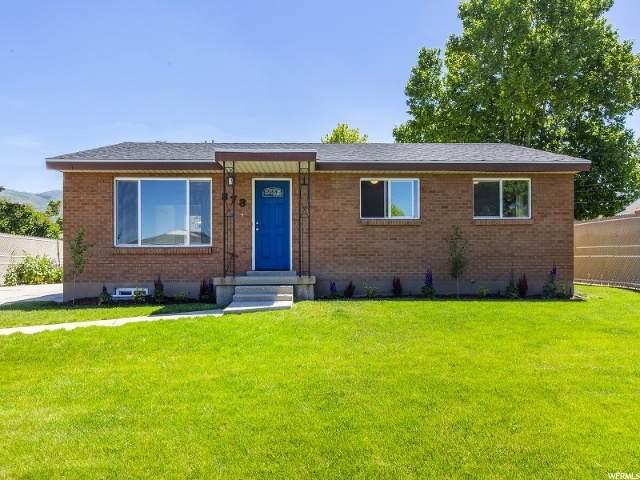 873 S 400 W, Bountiful, UT 84010 (#1677722) :: Bustos Real Estate   Keller Williams Utah Realtors