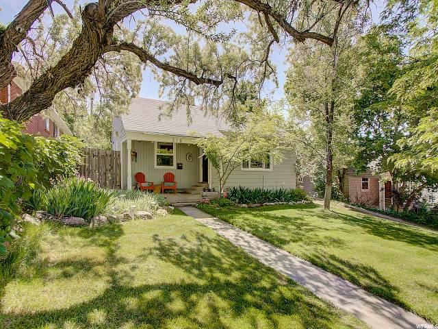 318 N G St, Salt Lake City, UT 84103 (#1677724) :: Bustos Real Estate | Keller Williams Utah Realtors