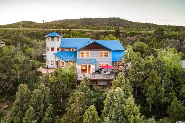 5095 W Kilby Rd, Park City, UT 84098 (#1677727) :: Bustos Real Estate | Keller Williams Utah Realtors