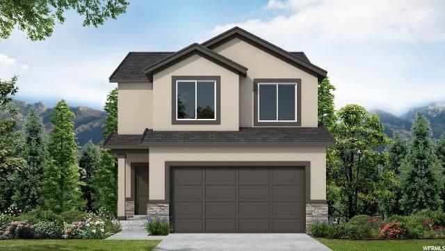 866 S Burbaker Way #452, Santaquin, UT 84655 (#1677736) :: Berkshire Hathaway HomeServices Elite Real Estate