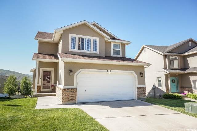 840 N Great View Dr E, Morgan, UT 84050 (#1677745) :: Red Sign Team