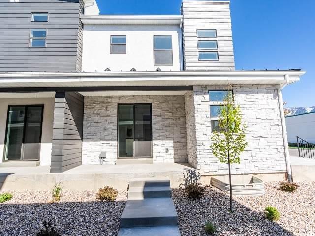 9203 S Holiday Bowl Ct E #8, Sandy, UT 84094 (#1677761) :: Bustos Real Estate | Keller Williams Utah Realtors