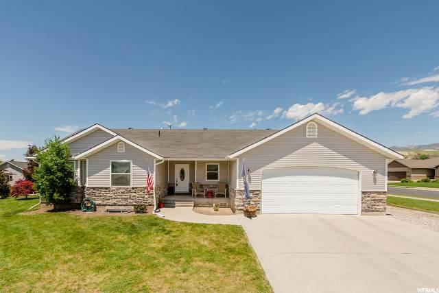 81 E 570 N, Smithfield, UT 84335 (#1677777) :: Big Key Real Estate