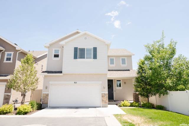 921 W Stonehaven Dr, North Salt Lake, UT 84054 (#1677778) :: Red Sign Team
