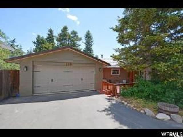 113 S Paradise Rd W, Summit Park, UT 84098 (#1677796) :: Bustos Real Estate | Keller Williams Utah Realtors
