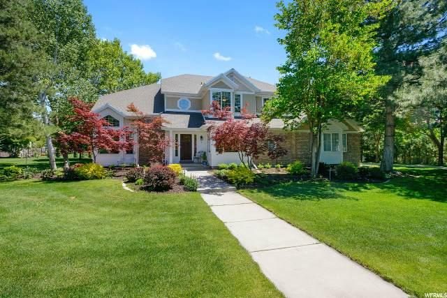3 Gatehouse Ln, Sandy, UT 84092 (#1677797) :: Bustos Real Estate | Keller Williams Utah Realtors