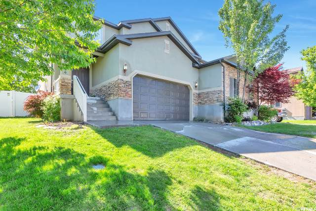 13224 S Eagle Peak Dr W, Herriman, UT 84096 (#1677808) :: RE/MAX Equity
