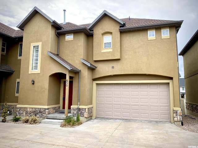 650 E Wyngate Pointe Lane Ln S, Draper, UT 84020 (#1677816) :: Big Key Real Estate