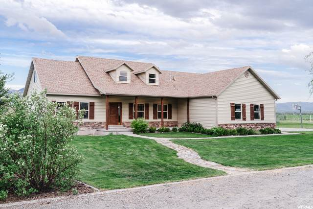 1838 S 3200 W, Wellsville, UT 84339 (#1677820) :: Exit Realty Success