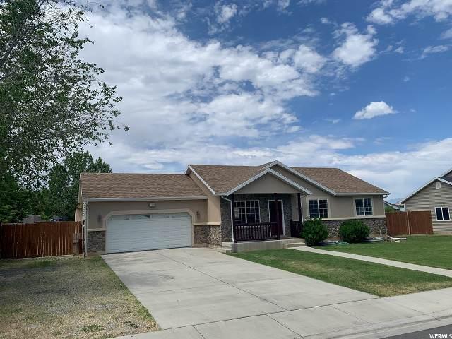 645 N 150 E, Santaquin, UT 84655 (#1677826) :: Berkshire Hathaway HomeServices Elite Real Estate