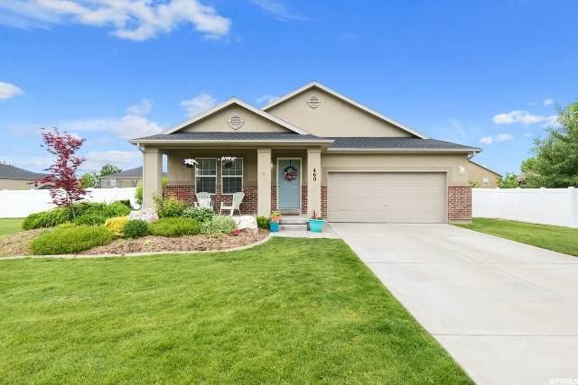 460 Windcrest Way, Kaysville, UT 84037 (#1677838) :: Bustos Real Estate   Keller Williams Utah Realtors