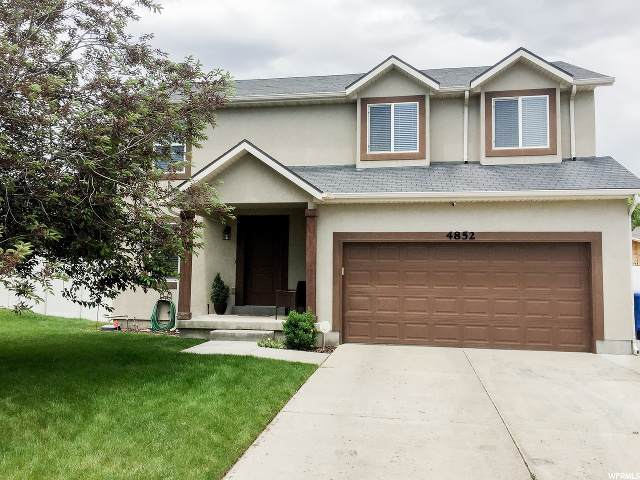 4852 W Red Mountain Cir, Riverton, UT 84096 (#1677844) :: Exit Realty Success