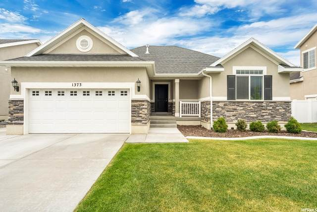 1373 N 3300 W, Provo, UT 84601 (#1677849) :: Big Key Real Estate
