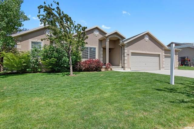 1095 Greenridge Ave, Payson, UT 84651 (#1677852) :: Bustos Real Estate | Keller Williams Utah Realtors