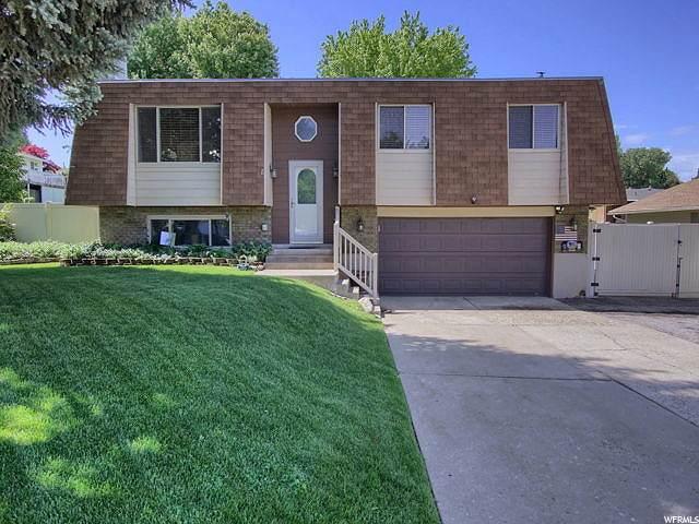 163 W 5350 S, Washington Terrace, UT 84405 (#1677853) :: Pearson & Associates Real Estate