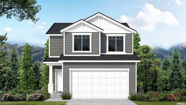 872 S Burbaker Way #451, Santaquin, UT 84655 (#1677860) :: Berkshire Hathaway HomeServices Elite Real Estate