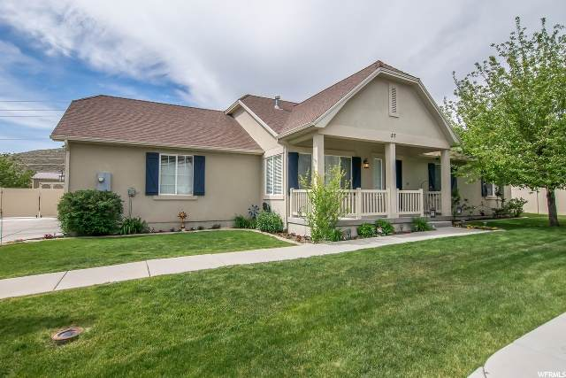 57 W Lake View Terrace Rd Rd, Saratoga Springs, UT 84045 (#1677866) :: RE/MAX Equity