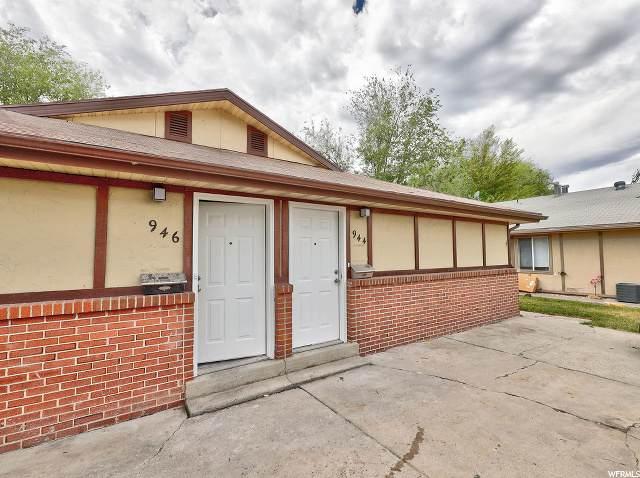 944 E Hillview Dr, Salt Lake City, UT 84124 (#1677886) :: RE/MAX Equity