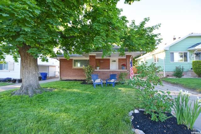 1028 30TH St, Ogden, UT 84403 (#1677892) :: Pearson & Associates Real Estate