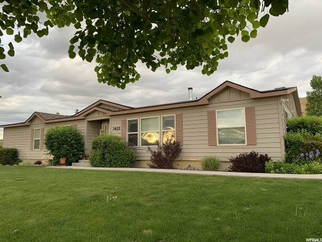 3422 N 500 E, Vernal, UT 84078 (#1677895) :: Von Perry | iPro Realty Network