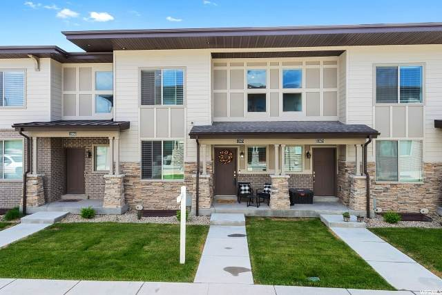 12670 S 1630 W, Riverton, UT 84065 (#1677899) :: Exit Realty Success