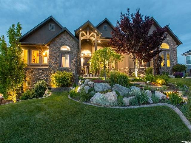 981 S Parkway Dr E, North Salt Lake, UT 84054 (#1677900) :: Pearson & Associates Real Estate