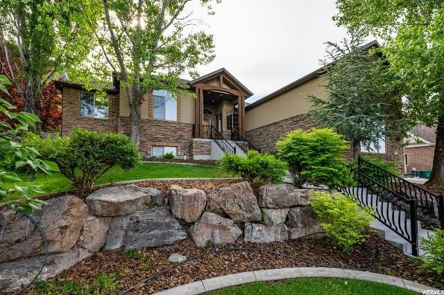 9202 N Canyon Heights Dr, Cedar Hills, UT 84062 (#1677946) :: Powder Mountain Realty
