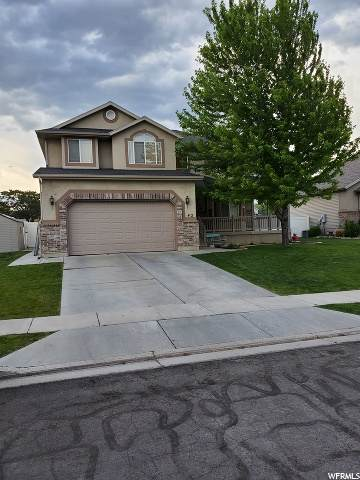42 S 525 W, Clearfield, UT 84015 (#1677955) :: Pearson & Associates Real Estate