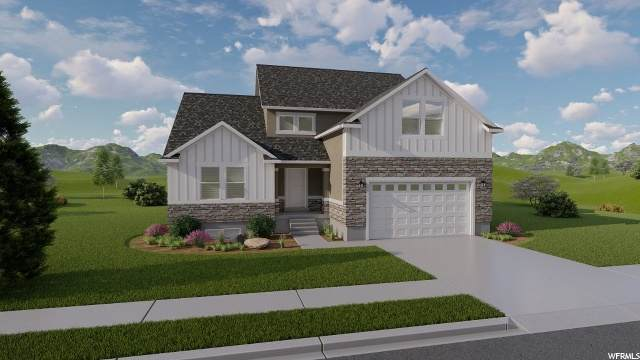 498 E Mount Dutton Way #1047, Eagle Mountain, UT 84005 (#1677961) :: Gurr Real Estate