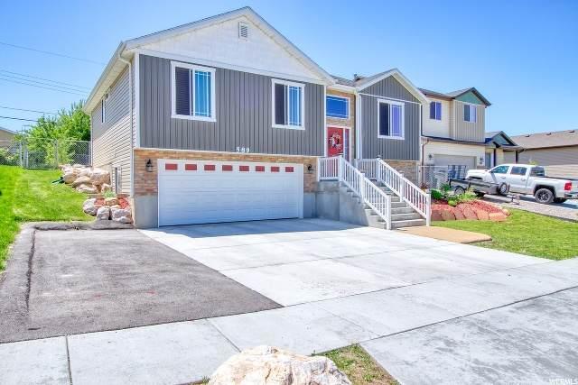 589 Ridge Place Dr, Ogden, UT 84404 (#1677965) :: Exit Realty Success