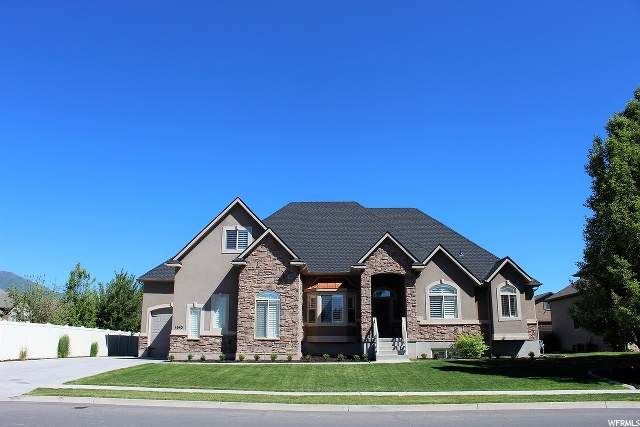 1643 Leola St, Kaysville, UT 84037 (#1677980) :: Powder Mountain Realty