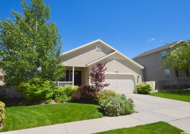 8259 S 6430 West W, West Jordan, UT 84088 (#1677986) :: Powder Mountain Realty
