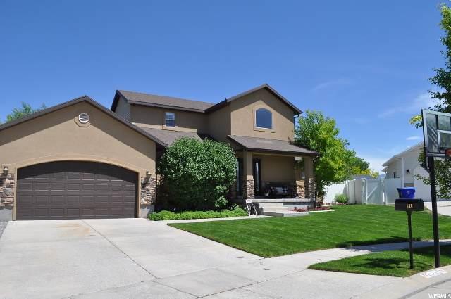 148 Wildrose Cir, Grantsville, UT 84029 (#1677997) :: Gurr Real Estate