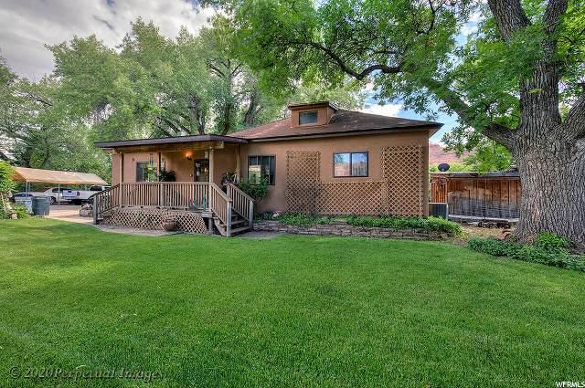 450 Millcreek Dr, Moab, UT 84532 (#1678006) :: Big Key Real Estate