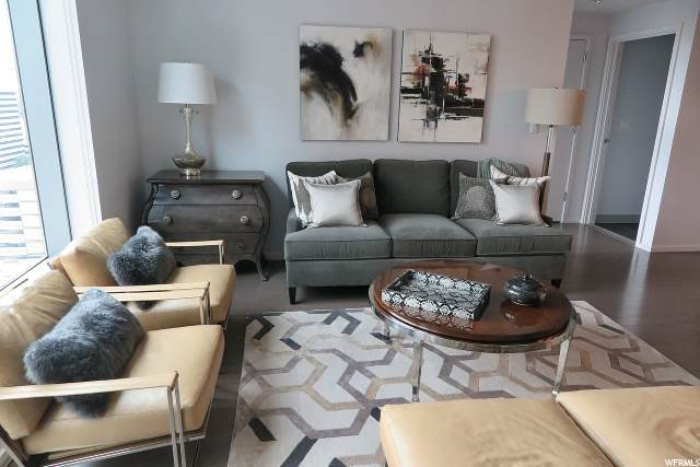 35 E 100 S #1204, Salt Lake City, UT 84111 (#1678008) :: Bustos Real Estate | Keller Williams Utah Realtors