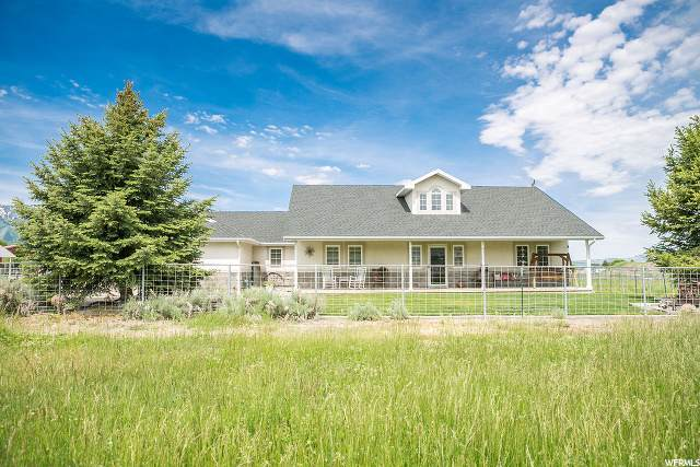 2793 S Hwy 89 W, Wellsville, UT 84339 (#1678029) :: Exit Realty Success