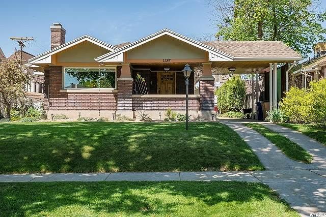 1285 E Stratford Ave S, Salt Lake City, UT 84106 (#1678033) :: RE/MAX Equity
